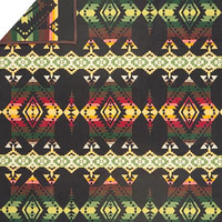 Native American Blankets - Kraffs Jerome Indian Blanket