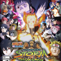 Naruto Shippuden: Ultimate Ninja Storm Revolution - Xbox 360 (Very Good)
