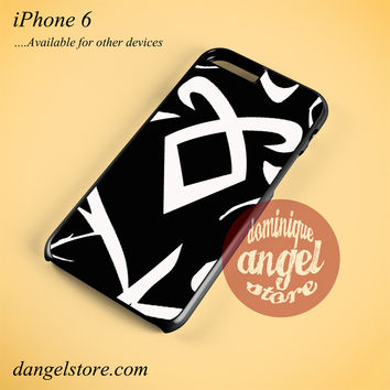 Angelic Power Phone case for iPhone 6 and another iPhone devices