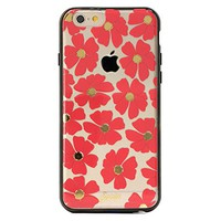 Sonix Cell Phone Case for iPhone 6/6s - Retail Packaging - Wildflower