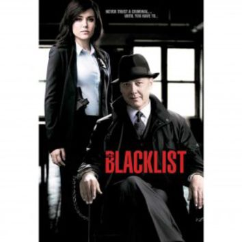 The Blacklist Merchandise | Never Trust The Criminal | NBC Store