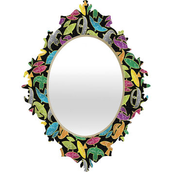 Raven Jumpo Wow Wau Baroque Mirror