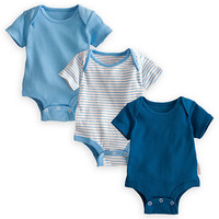 Disney Cuddly Bodysuit Set for Baby - Blue | Disney Store