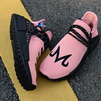 "Adidas x Human Race NMD ""Dragonball Evolution"" Black&Pink Women Sneaker"