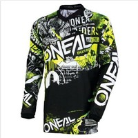 18 NEW Long Sleeve Crossmax Offroad Downhill Jersey DH MX Clothing MTB Cycling Jerseys Motorcycle Motocross MTB Bike T-Shirts