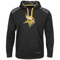 Majestic Minnesota Vikings Armor Pullover Synthetic Fleece