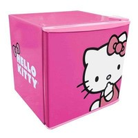 Sakar International FR17-HK Hello Kitty 1.7 Cu Ft Fridge