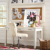 Hampton Classic Desk + Hutch