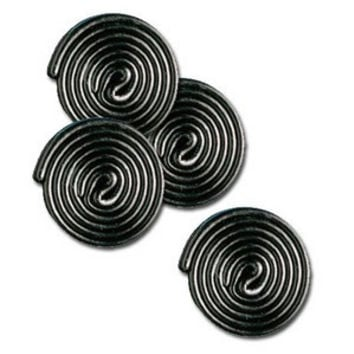Black Licorice Wheels 1/2 lb