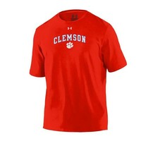 Palmetto Moon | Clemson Under Armour Charged Cotton T-Shirt