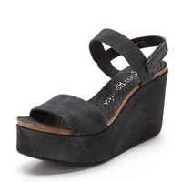 Pedro Garcia Dulce Wedge Sandals