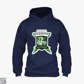 Slytherin Quidditch, Harry Potter Hoodie