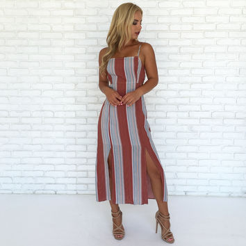 Stun & Shine Stripe Dress