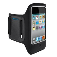 Belkin DualFit Armband for iPod touch 4G (Black)