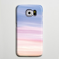 Blue Sky Clouds Galaxy s6 Edge Plus Case Galaxy s6 s5 Case Samsung Galaxy Note 5 4 3 Phone Case s6-012