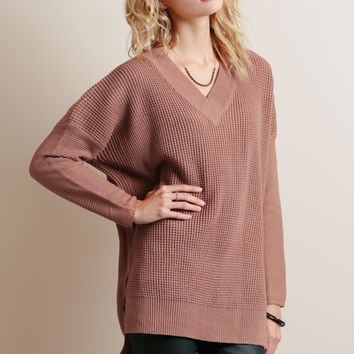 Seattle Sweater By Knot Sisters