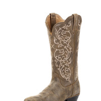 Twisted X Boots Women's Western R Toe - Bomber