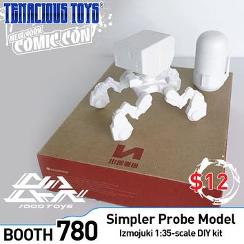 Simpler Probe 1/35 scale model kit by 1000toys