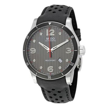 Mido Multifort Automatic Grey Dial Mens Watch M025.407.16.061.00