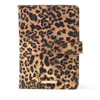 Chelsea Mini iPad Case - Leopard