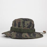 Rothco Tiger Stripe Mens Bucket Hat Camo  In Sizes 7