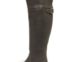 Rider 24 Grey Over the Knee Boots