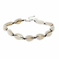 Conch Shell Choker - Cream