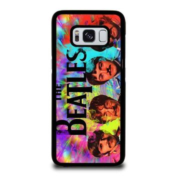 THE BEATLES 4 Samsung Galaxy S8 Case Cover