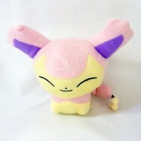 1 X Pokemon: 6-inch Cute Cat Skitty Plush