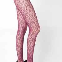 Women's Columnar Fishnets Pantyhose