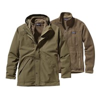 Patagonia Men's Better Sweater® 3-in-1 Parka