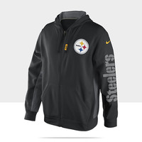 Check it out. I found this Nike KO Full-Zip (NFL Steelers) Men's Hoody at Nike online.
