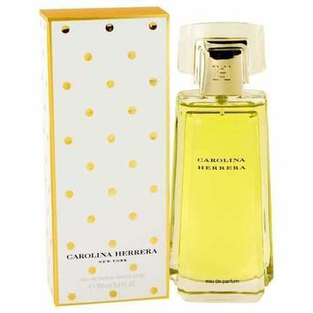 CAROLINA HERRERA by Carolina Herrera Eau De Parfum Spray 3.4 oz (Women)