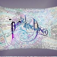 Top Panic At The Disco Logo Best Pillow Case 16 x 24 20 x 26 2 Side Cover