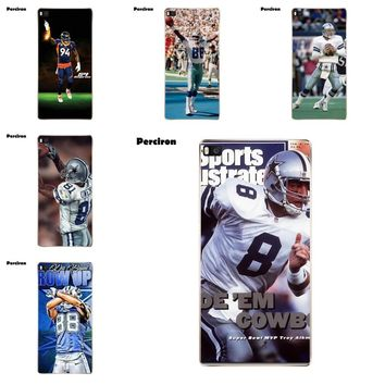 Legend Dallas Cowboys Champions For Huawei G7 G8 Honor 5A 5C 5X 6 6X 7 8 V8 Mate 8 9 P7 P8 P9 P10 Lite Plus Soft TPU Phone Cases