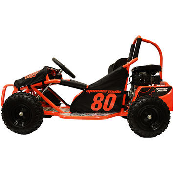 Monster Moto MM-K80 Youth Go-Kart