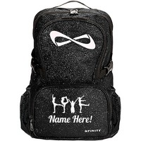 Cheer Love Fan Backpack: This Mom Means Business
