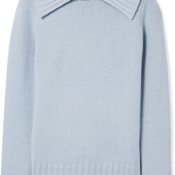 Co - Wool and cashmere-blend sweater
