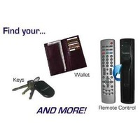 Incredibutton Remote Control, Key or Wallet Locator/Finder