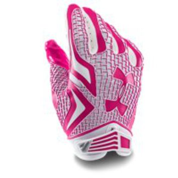 Under Armour Men's UA Swarm Football Gloves