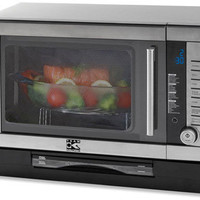 The Green Head - Kalorik Smart Oven - Microwave, Steamer, Convection