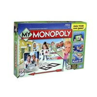 My Monopoly Game | Board Games for ages 8 YEARS & UP | Hasbro