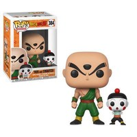 Tien and Chiaotzu Funko Pop! Animation Dragon Ball Z