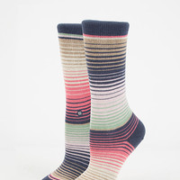 Stance Del Sol Womens Socks Navy One Size For Women 24830121001