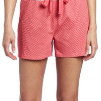 Nautica Sleepwear Women`s Knit Dot Short $19.50