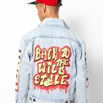 Joyrich Wild Style Jacket at asos.com