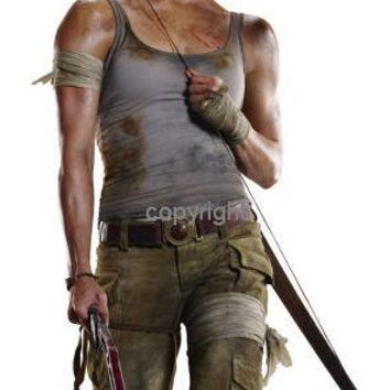 Tomb Raider Insert Movie Poster 14X36
