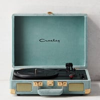 Crosley UO Exclusive Corduroy Cruiser Bluetooth Record Player | Urban Outfitters