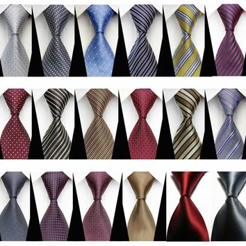 Fashion Silk Necktie