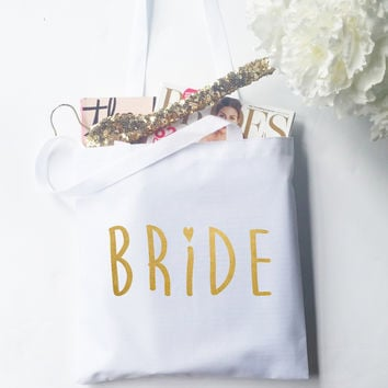 Tote Bag - Bride